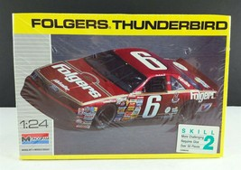 MONOGRAM 2928 FOLGERS Thunderbird Mark Martin 1:24 Model Car Kit - $15.83