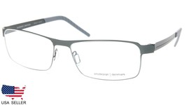 NEW PRODESIGN DENMARK 6134 c.6931 GREY EYEGLASSES FRAME 55-17-140 B33mm ... - $113.83