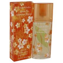 Green Tea Nectarine Blossom Perfume By  ELIZABETH ARDEN  FOR WOMEN  3.3 ... - $22.95