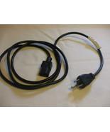 Longwell 6ft EC D51131 Black Power Cord 6952301 - $11.95