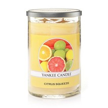 Yankee Candle Citrus Squeeze Large 2-Wick Tumbler Candle - $30.88