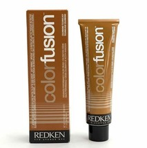 Redken Color Fusion NATURAL FASHION Color Cream 2.1oz (SEALED) (CHOOSE Y... - $10.95