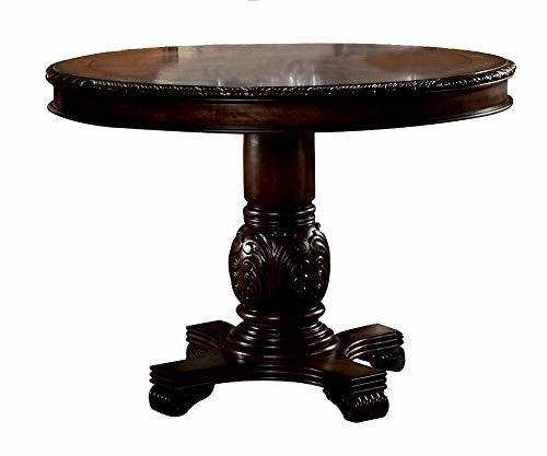 Acme Furniture Chateau De Ville Counter Height Table, Espresso - $859.19
