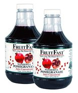 Wonderful Pomegranate Juice Concentrate by FruitFast - Non-GMO Gluten Fr... - $51.95