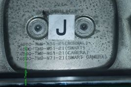 2010-11 Honda Insight Trunk Lid Garnish Trim Molding Finish Tag Lights - Chrome image 10