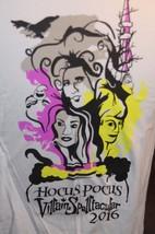 NWT WDW Disney  Mickey's Not so Scary Halloween Party 2016 T-Shirt Hocus Pocus - $39.95