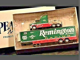 #75 Die-Cast Collector Trailer Rig Peachstate Motorsports AA19-NC8051 image 1