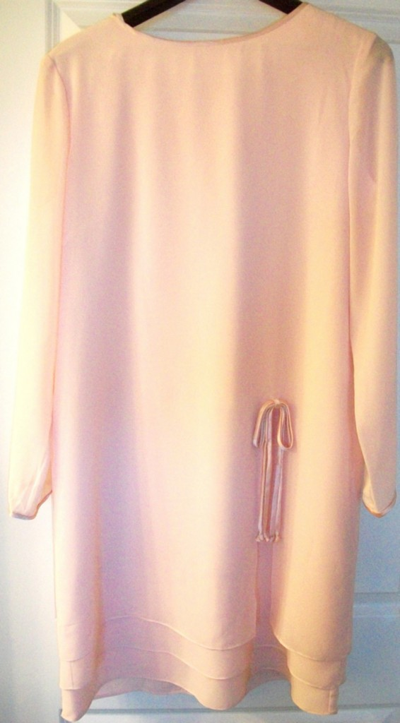 WOMEN LIZ CLAIBORNE PINK EVENING DRESS SIZE 10 NWT Liz Claiborne