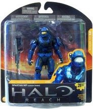 McFarlane Toys Halo Reach Series 3 Spartan Military Police Custom (Male)... - $39.59