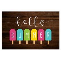 Hello Summer Wall Art - $6.44+