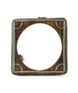 4.50 TCW Natural Diamond Wood Bangle in 925 Sterling Silver - $801.89