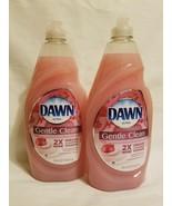 2 Dawn Ultra Gentle Clean Pomegranate Scent Dishwashing Liquid 24 oz each - $29.69