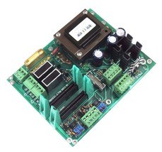 ANDERSON INSTRUMENT 56000-A79 REV. B MOTHER BOARD J SERIES, 56000A79