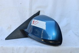 09 Audi A4 Sedan Sideview Power Door Wing Mirror Driver Left - LH (6 Wire) image 2