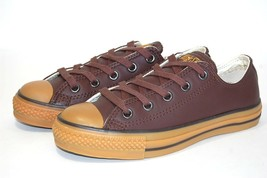 Converse All Star CT AS Leather 1V327 Chocolate Women Shoes NO BOX - $48.96+