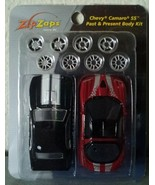 ZIP ZAPS 1967/2002 Chevy CAMARO SS micro radio control body kit RC car NIB - $7.00