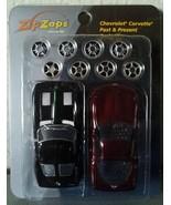 ZIP ZAPS Body Kits Wheels 1963/2003 Chevy CORVETTE micro radio control R... - $9.99