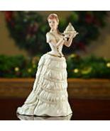 Lenox Made for the Holidays Victorian Figurine 2008 NIB - $95.00