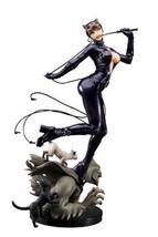 DC Comics Bishouji Statue Catwoman 1/8 figure - $475.50