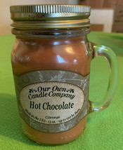 Our Own Candle Company - Hot Chocolate - 13 oz. Scented Candle - $19.20