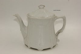Teapot and Lid Baronesse White by Tirschenreuth - $120.00