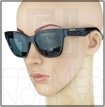 MIU MIU PAVE EVOLUTION MU 06R Square Black Rock 1AB-1A1 Sunglasses MU06RS Women image 2