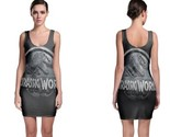 Jurassic world bodycon dress thumb155 crop