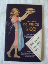 Vintage Dr. Price Cookbook ~ 1920s Booklet - $7.00