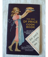 Vintage Dr. Price Cookbook ~ 1920s Booklet - $7.00