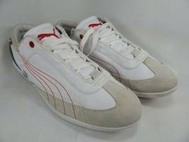 Puma Ferrari D Force LO Men's Athletic Sneakers Shoes Size US 11.5 M (D) EU 45