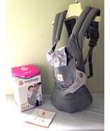 NEW! Ergobaby Limited Edition Susan G. Komen Pink Ribbons Grey Original... - $95.00
