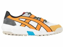 Asics Onitsuka Tiger Big Logo Trainer men sneakers White Orange - $178.53