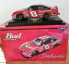 Dale Earnhardt Jr. #8 Budweiser 2001 Monte Carlo Diecast Car - $44.99