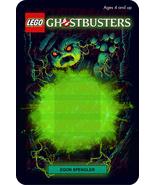 Ghostbusters - Egon Spengler - Custom Lego Card Back w/Blister - No Mini... - $5.00
