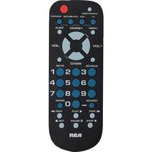 Rca 4-device Palm-sized Universal Remote - $5.87