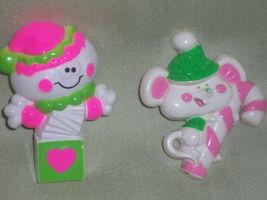 Vintage Mod Avon 1970s Christmas Mouse Pin + Pal Fragrance Glace Childs Lot - $10.00