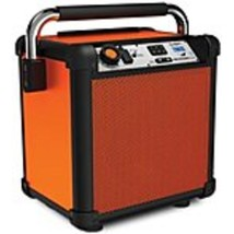 NOB Ion IPA74 Job Rocker Plus Portable Speaker - Orange - $157.15