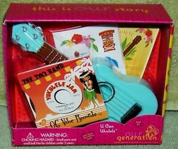 """Our Generation U Can Ukulele Mini Playset for Most 18"""" Dolls New - $13.88"""