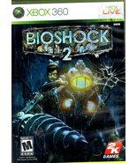 XBox 360 - Bioshock 2  - $11.75