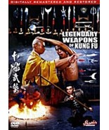 LEGENDARY WEAPONS OF KUNG FU (DIGITALLY REMASTERED AND RESTORED) - $9.89