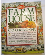 Farm House Cookbook by Susan Herrmann Loomis 19... - $10.00