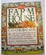 Farm House Cookbook by Susan Herrmann Loomis 1991 1st Prtng - $10.00