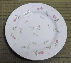 "Vintage Sheffield Fine China Rambling Rose 8"" Salad Plate - $19.15"
