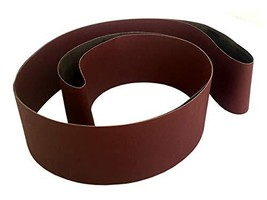 Sanding Belts 4 X 132 Cloth Aluminum Oxide Sander Belts (3 Pack, 100 Grit) - $55.31