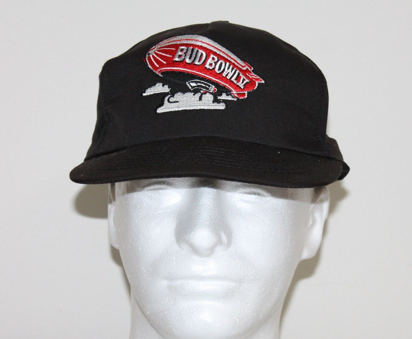 Primary image for Budweiser Bud Bowl 5 V Blimp Snapback Hat Cap NFL Football Superbowl XXVII 27