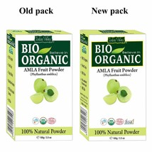 Organic Amla Indian Gooseberry Powder 100 Grams -Effective Solution For ... - $10.96