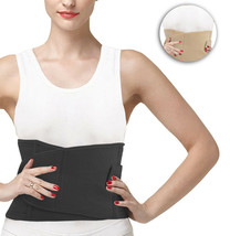 Women's Waist Belt for Lumbar Support Heavy Work Lift Exercise Relief Back Brace image 1