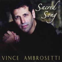 SACRED SONGS by Vince Ambrosetti