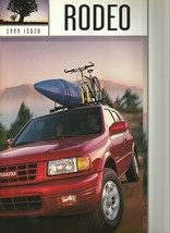 1999 Isuzu RODEO sales brochure catalog US 99 S LS LSE Passport - $8.00