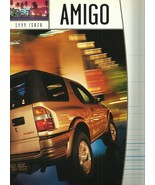 1999 Isuzu AMIGO sales brochure catalog US 99 V6 - $10.00